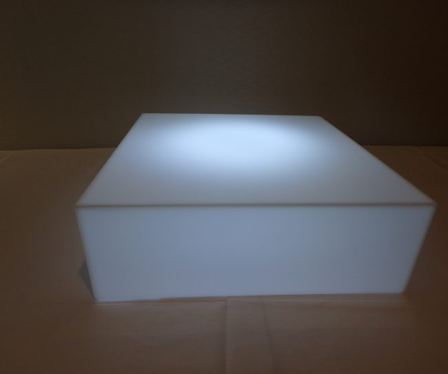 acrylic-light-box