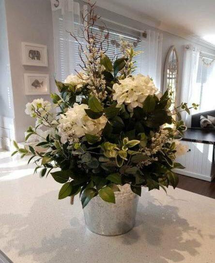 floral-aisle-buckets-lights