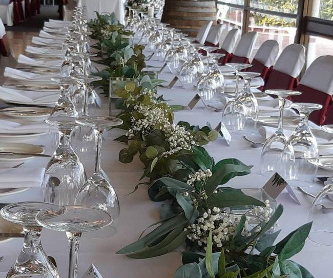 silk-fresh-table-garland